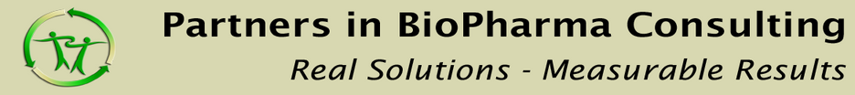 Partners in BioPharma Consulting Blog